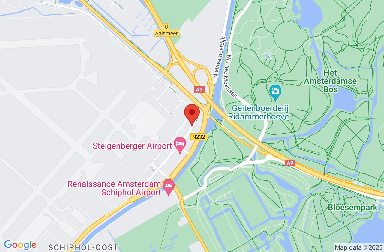 KLM Computervereniging Airchips on Google Maps