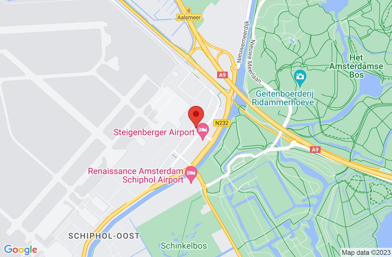 FST Flight Simulator Training on Google Maps