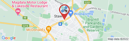 Stawell google map