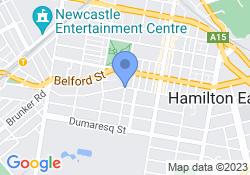 Steel Street, Hamilton