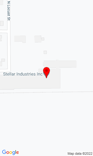 Google Map of Stellar Holdings, Inc. 305 East 1St Street, Kanawha, IA, 50447