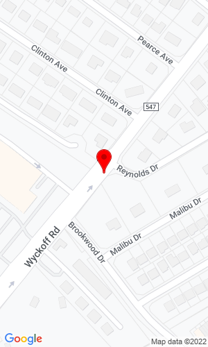 Google Map of Stephen J. Miranti P.O. Box 1216, Eatontown, NJ, 07724