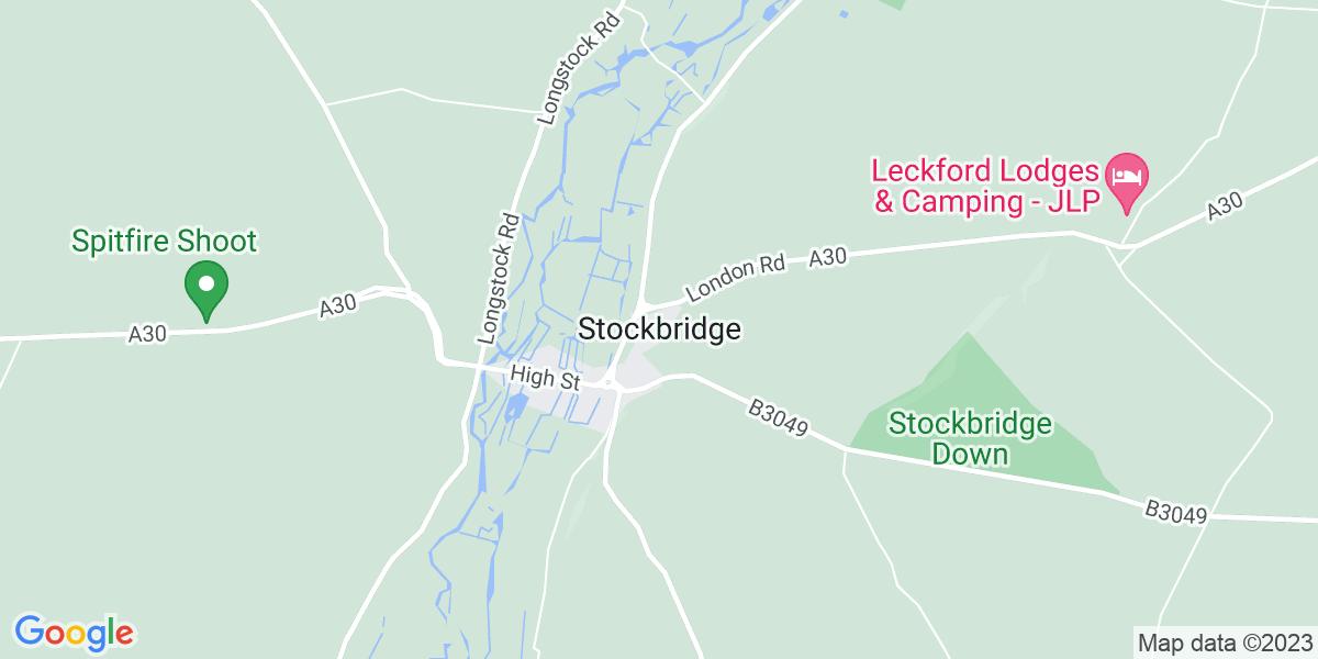 Map: Customer Service Assistant job role in Stockbridge