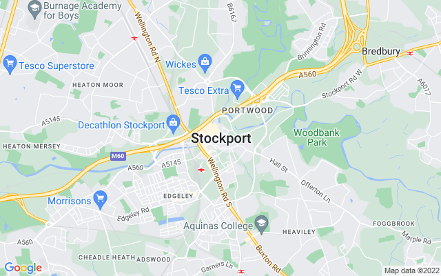 Stockport Survey Quotes