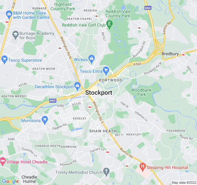 Stockport Property Lawyers Fees