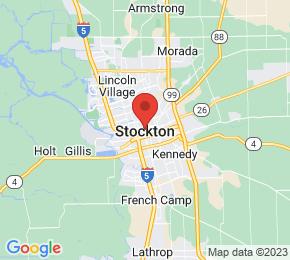 Job Map - Stockton, California  US