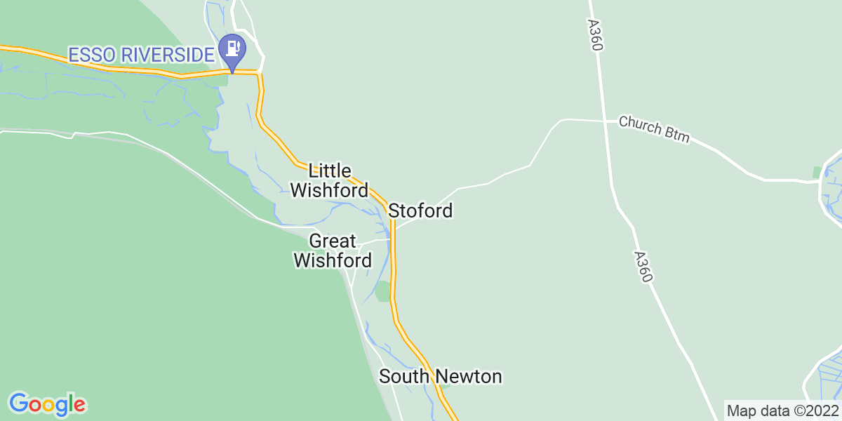 Map: Financial Services Administrator role in Stoford