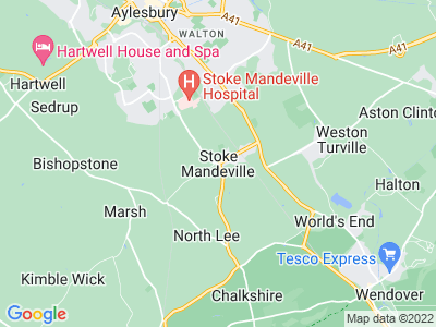 Personal Injury Solicitors in Stoke Mandeville