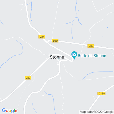bed and breakfast Stonne