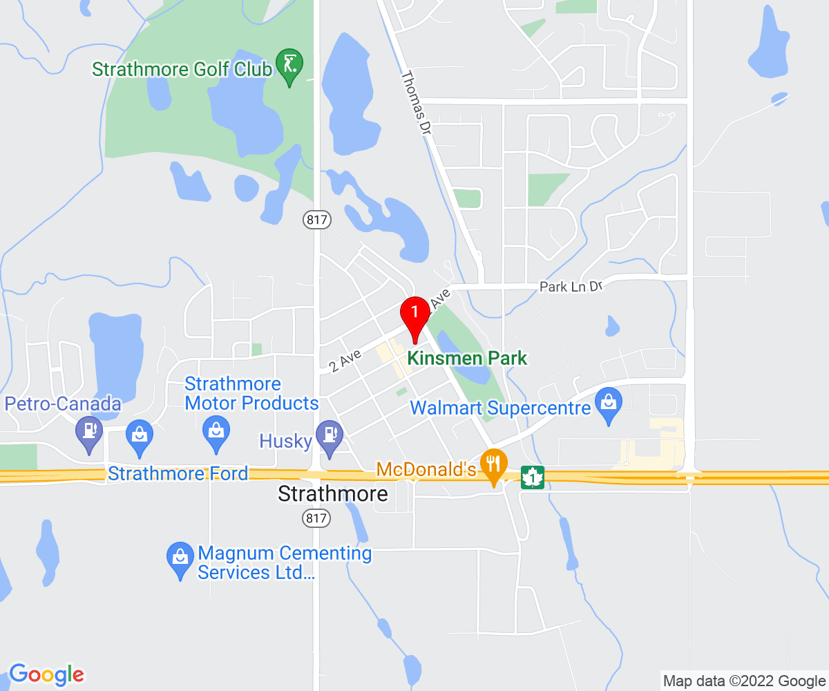 Google Map of Strathmore StoreFront School