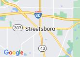 Open Google Map of Streetsboro Venues