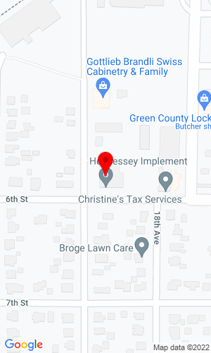 Google Map of Studer Super Service 1703 - 6th Street, Monroe, WI, 53566