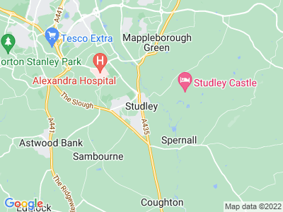 Personal Injury Solicitors in Studley