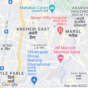 Google Map of Suburban Diagnostics, below J B Nagar Metro station , Andheri-Kurla road , Andheri(East), 400 059