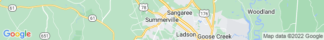 Map of SC