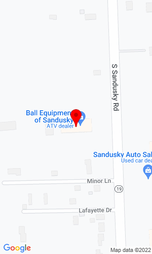 Google Map of Summit Sales and Rentals, Inc. 600 South Sandusky Road, Sandusky, MI, 48471