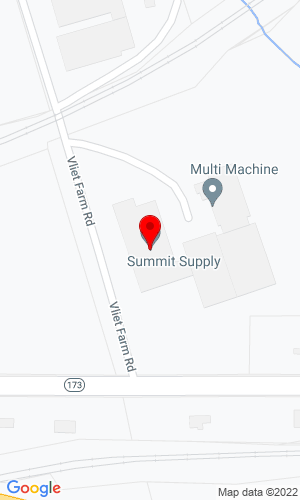 Google Map of Summit Supply LLC/Multi Machine Inc 2 Vliet Farm Road, Asbury, NJ, 08802