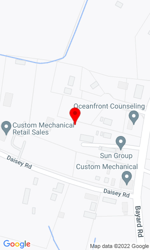 Google Map of Sun Piledriving Equipment LLC 35322 Bayard Road, Frankford, DE, 19945