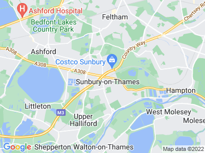 Personal Injury Solicitors in Sunbury-On-Thames