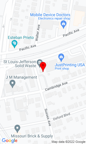 Google Map of Superior Equip & Supplies Inc. 1403 Meriden-Waterbury Road P.O. Box 57, Milldale, CT, 06467-0057,
