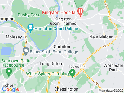 Personal Injury Solicitors in Surbiton