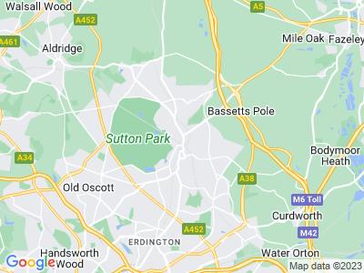 Sutton Coldfield compensation