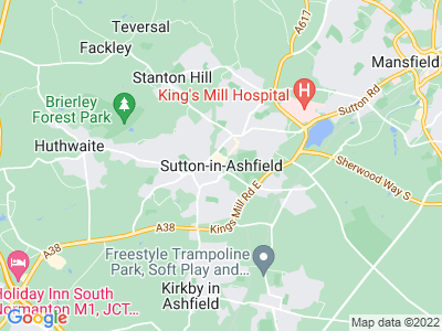 Personal Injury Solicitors in Sutton in Ashfield