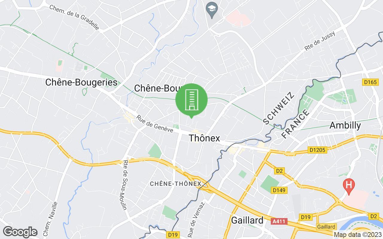 Genesis Logistics address