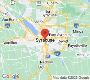 Job Map - Syracuse, New York  US