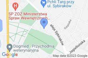 Szkoła Podstawowa nr 5 im. Sybiraków w Olsztynie, al. Sybiraków 3a