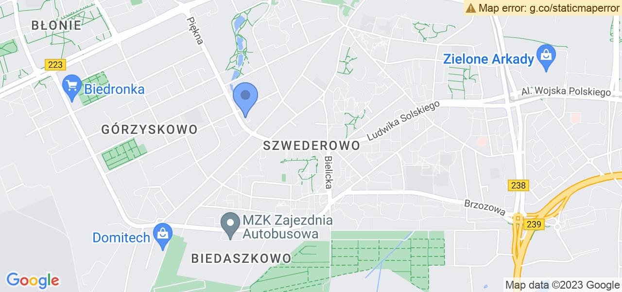 Osiedle Szwederowo w Bydgoszczy – w tych punktach ekspresowo wyślesz turbinę do autoryzowanego serwisu
