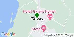 Googlekarta �ver Tällberg