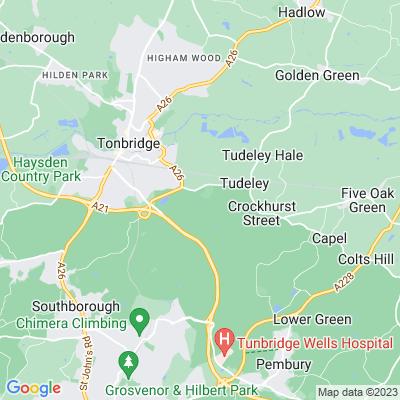 Somerhill Park Location