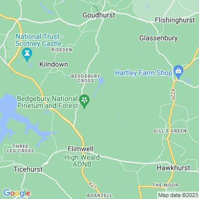 Bedgebury Park Location