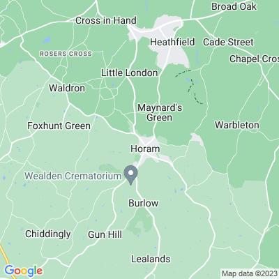 Horeham Manor Location