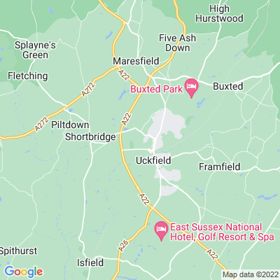 Buckwood Grange Location