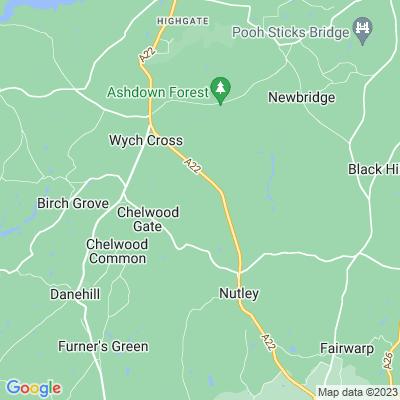 Chelwood Vachery Location