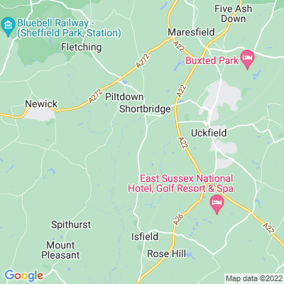 Buckham Hill House Location