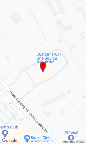 Google Map of TNT Equipment 1850 Union Landing Rd, Cinnaminson, NJ, 8077