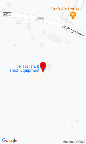 Google Map of TP Trailers Inc  703 West Ridge Pike, Limerick, PA, 19468