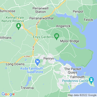 Enys Location