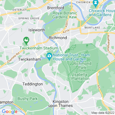 Petersham Meadows Location