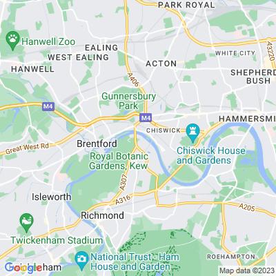 Westerley Ware Location