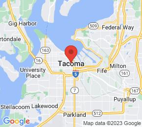 Job Map - Tacoma, Washington  US