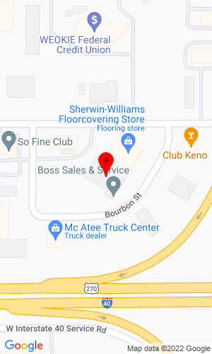 Google Map of Tactical Vehicle Outfitters LLC 8117 Bourbon Street, Oklahoma City, OK, 73128