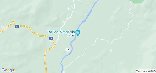 Tad Sae Waterfalls - Laos
