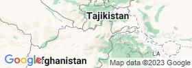 Takhār map