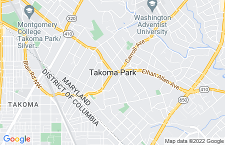 Maryland payday loans Takoma Park location