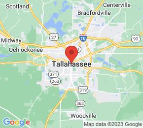 Job Map - Tallahassee, Florida  US