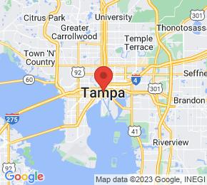 Job Map - Tampa, Florida  US